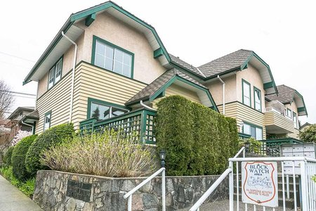 R2273466 - 6 2160 EASTERN AVENUE, Central Lonsdale, North Vancouver, BC - Townhouse