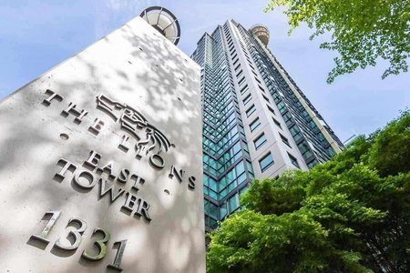 R2273593 - 1901 1331 ALBERNI STREET, West End VW, Vancouver, BC - Apartment Unit
