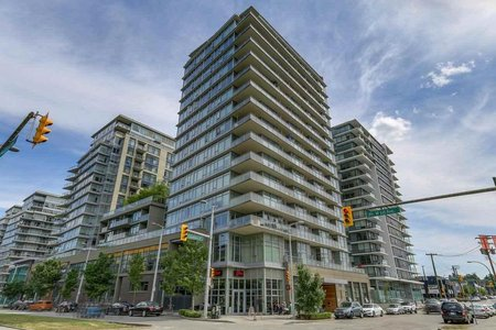 R2273823 - 305 1708 COLUMBIA STREET, False Creek, Vancouver, BC - Apartment Unit