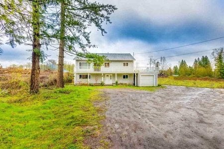 R2274235 - 1698 240 STREET, Otter District, Langley, BC - House with Acreage
