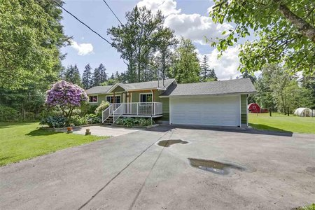 R2274487 - 12977 224 STREET, West Central, Maple Ridge, BC - House with Acreage