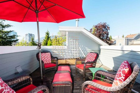 R2274490 - 3 227 E 11TH STREET, Central Lonsdale, North Vancouver, BC - Townhouse