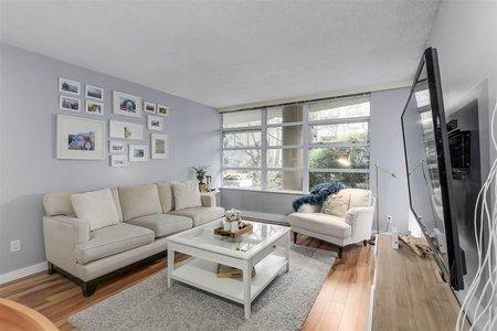 R2274507 - 102 1225 BARCLAY STREET, West End VW, Vancouver, BC - Apartment Unit