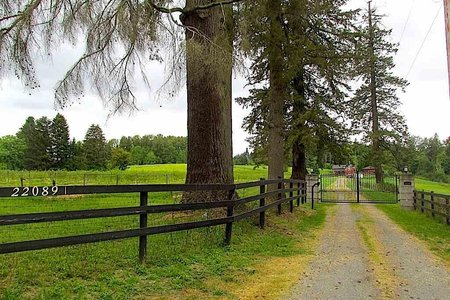 R2274791 - 22089 TELEGRAPH TRAIL, Fort Langley, Langley, BC - House with Acreage