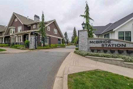 R2274850 - 47 9235 MCBRIDE STREET, Fort Langley, Langley, BC - Townhouse