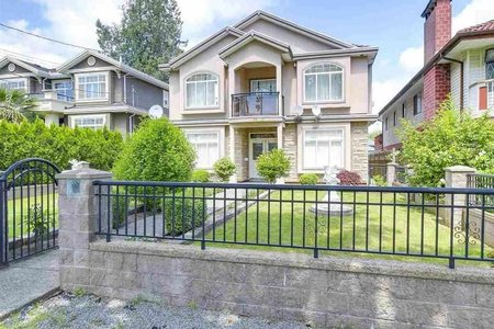 R2275336 - 1035 E 54TH AVENUE, South Vancouver, Vancouver, BC - House/Single Family