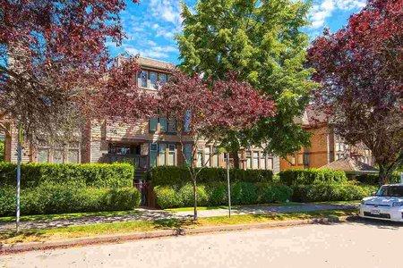 R2275355 - E204 623 W 14TH AVENUE, Fairview VW, Vancouver, BC - Apartment Unit