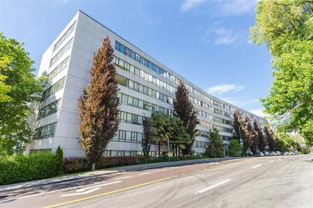 R2275482 - 405 1445 MARPOLE AVENUE, Fairview VW, Vancouver, BC - Apartment Unit