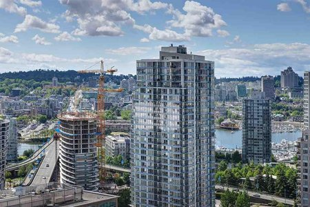 R2275809 - 2808 233 ROBSON STREET, Downtown VW, Vancouver, BC - Apartment Unit