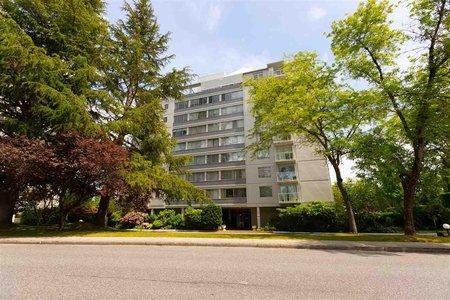 R2275870 - 102 6076 TISDALL STREET, Oakridge VW, Vancouver, BC - Apartment Unit