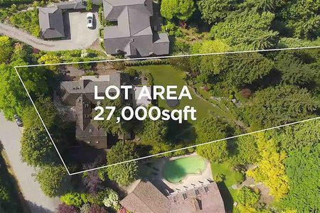 R2275974 - 1737 30TH STREET, Altamont, West Vancouver, BC - House/Single Family