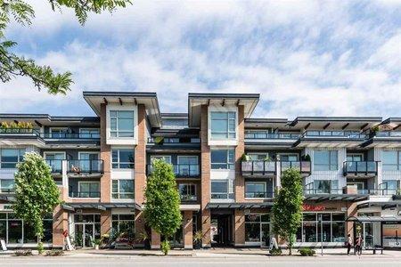 R2276082 - 212 1330 MARINE DRIVE, Pemberton NV, North Vancouver, BC - Apartment Unit