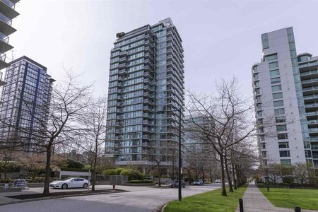R2276210 - 203 1710 BAYSHORE DRIVE, Coal Harbour, Vancouver, BC - Apartment Unit