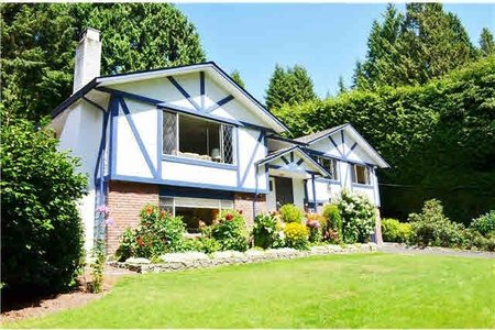 R2276248 - 4710 WILLOW PLACE, Caulfeild, West Vancouver, BC - House/Single Family