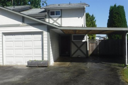 R2276430 - 20213 52 AVENUE, Langley City, Langley, BC - 1/2 Duplex