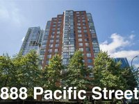Photo of 1106 888 PACIFIC STREET, Vancouver