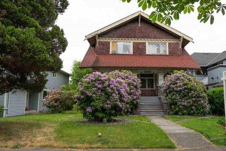 R2276718 - 1819 W 15TH AVENUE, Kitsilano, Vancouver, BC - House/Single Family