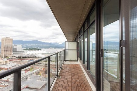 R2276721 - 2707 108 W CORDOVA STREET, Downtown VW, Vancouver, BC - Apartment Unit