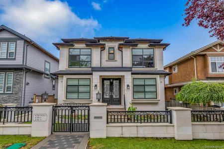 R2276745 - 172 E 60TH AVENUE, South Vancouver, Vancouver, BC - House/Single Family