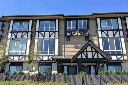 R2276746 - 67 10388 NO 2 ROAD, Woodwards, Richmond, BC - Townhouse