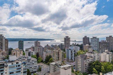 R2276845 - 2202 1816 HARO STREET, West End VW, Vancouver, BC - Apartment Unit