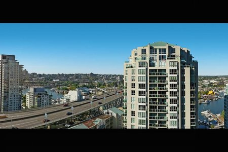 R2276869 - 1802 1480 HOWE STREET, Yaletown, Vancouver, BC - Apartment Unit