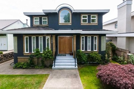 R2277284 - 2246 FRASERVIEW DRIVE, Fraserview VE, Vancouver, BC - House/Single Family