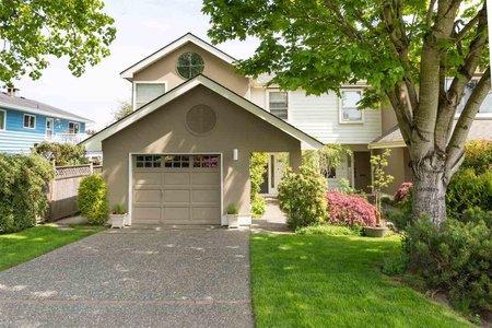 R2277403 - 1468 STEVENS STREET, White Rock, White Rock, BC - Townhouse