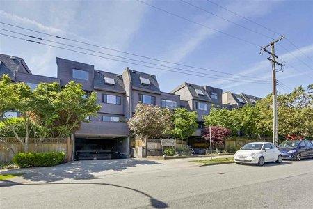 R2277459 - 301 1990 W 6TH AVENUE, Kitsilano, Vancouver, BC - Apartment Unit