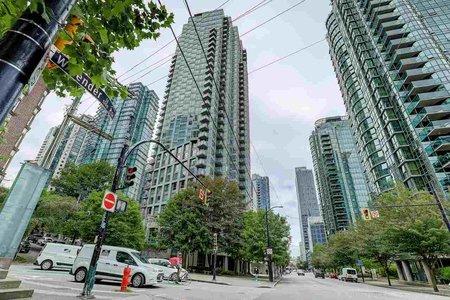 R2277667 - 1107 1328 W PENDER STREET, Coal Harbour, Vancouver, BC - Apartment Unit
