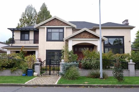R2277753 - 8117 CANTLEY ROAD, Lackner, Richmond, BC - House/Single Family
