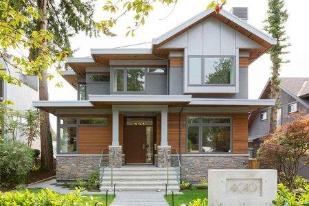 R2277820 - 4010 W 34TH AVENUE, Dunbar, Vancouver, BC - House/Single Family