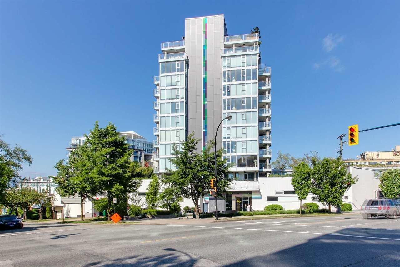 1102 2770 SOPHIA STREET, Vancouver - R2278007