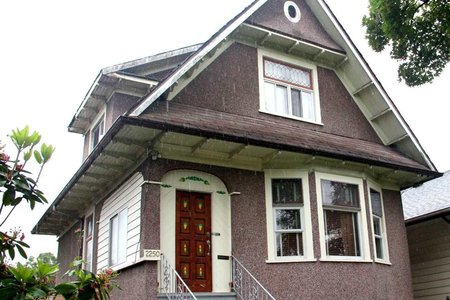 R2278033 - 2250 E PENDER STREET, Hastings, Vancouver, BC - House/Single Family