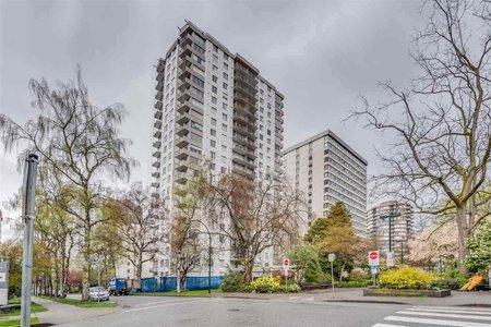 R2278046 - 401 1251 CARDERO STREET, West End VW, Vancouver, BC - Apartment Unit