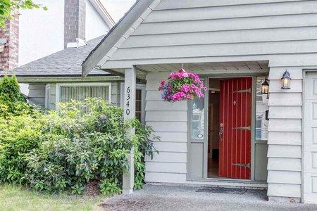 R2278297 - 6340 DOULTON AVENUE, Woodwards, Richmond, BC - House/Single Family