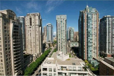 R2278412 - 1603 1010 RICHARDS STREET, Yaletown, Vancouver, BC - Apartment Unit
