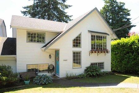 R2278449 - 13482 16 AVENUE, Crescent Bch Ocean Pk., Surrey, BC - 1/2 Duplex