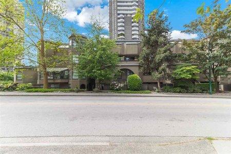 R2278458 - 101 1106 PACIFIC STREET, West End VW, Vancouver, BC - Apartment Unit