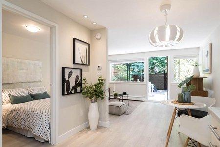 R2278471 - 111 2190 W 7TH AVENUE, Kitsilano, Vancouver, BC - Apartment Unit
