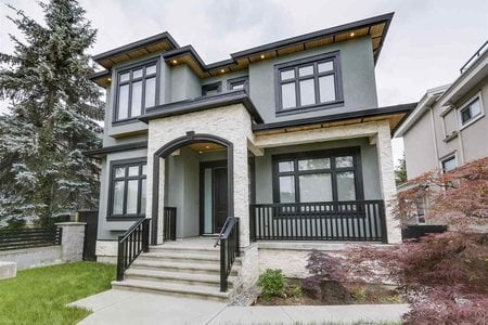 R2278801 - 3363 DIEPPE DRIVE, Renfrew Heights, Vancouver, BC - House/Single Family