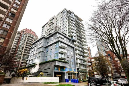 R2278851 - 904 1009 HARWOOD STREET, West End VW, Vancouver, BC - Apartment Unit