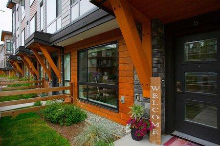 R2279069 - 33 16488 64 AVENUE, Cloverdale BC, Surrey, BC - Townhouse