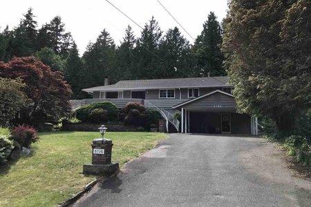 R2279162 - 5725 CRANLEY DRIVE, Eagle Harbour, West Vancouver, BC - House/Single Family