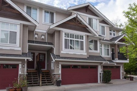 R2279252 - 47 21704 96 AVENUE, Walnut Grove, Langley, BC - Townhouse
