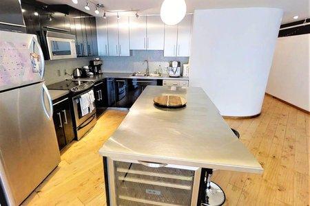 R2279256 - 5-4 550 BEATTY STREET, Downtown VW, Vancouver, BC - Apartment Unit