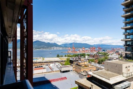 R2279270 - 1805 128 W CORDOVA STREET, Downtown VW, Vancouver, BC - Apartment Unit