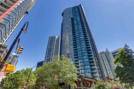 R2279294 - 1703 1189 MELVILLE STREET, Coal Harbour, Vancouver, BC - Apartment Unit