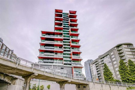 R2279506 - 910 1325 ROLSTON STREET, Downtown VW, Vancouver, BC - Apartment Unit