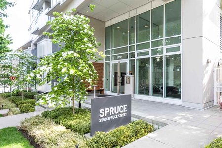 R2279737 - 703 2550 SPRUCE STREET, Fairview VW, Vancouver, BC - Apartment Unit